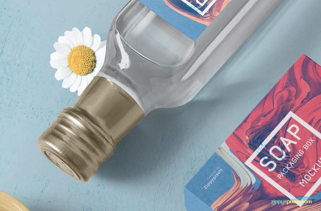 Free Beautiful Soap Packaging Mockup PSD Template3 (1)
