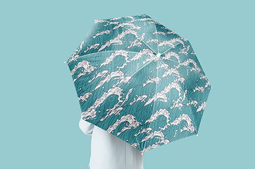 Free Beautiful Umbrella Mockup Set PSD Template3 (1)