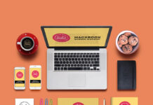 Free Cool Branding and Identity Mockup PSD Template (1)