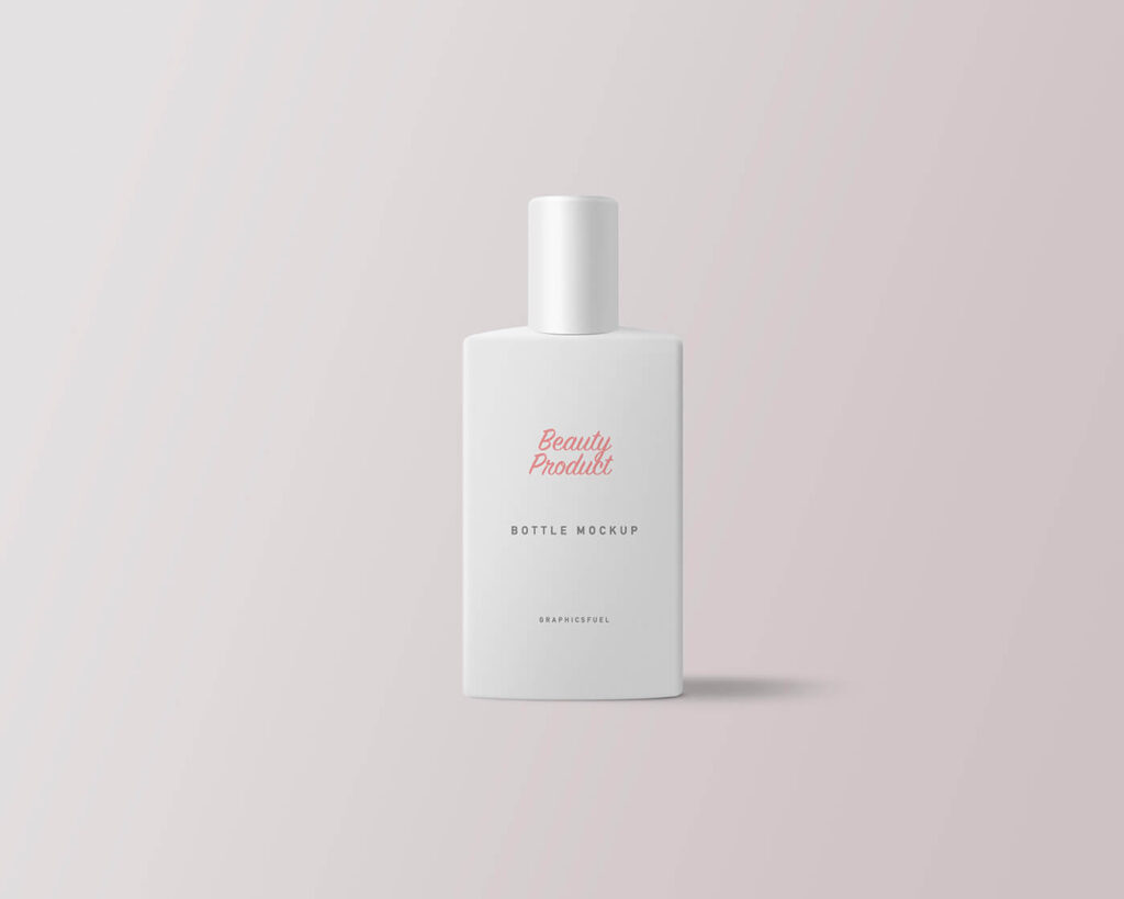 Free Cosmetic Product Bottle Mockup PSD Template (1)