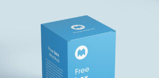 Free Effective Box Mockups PSD Templates (1)
