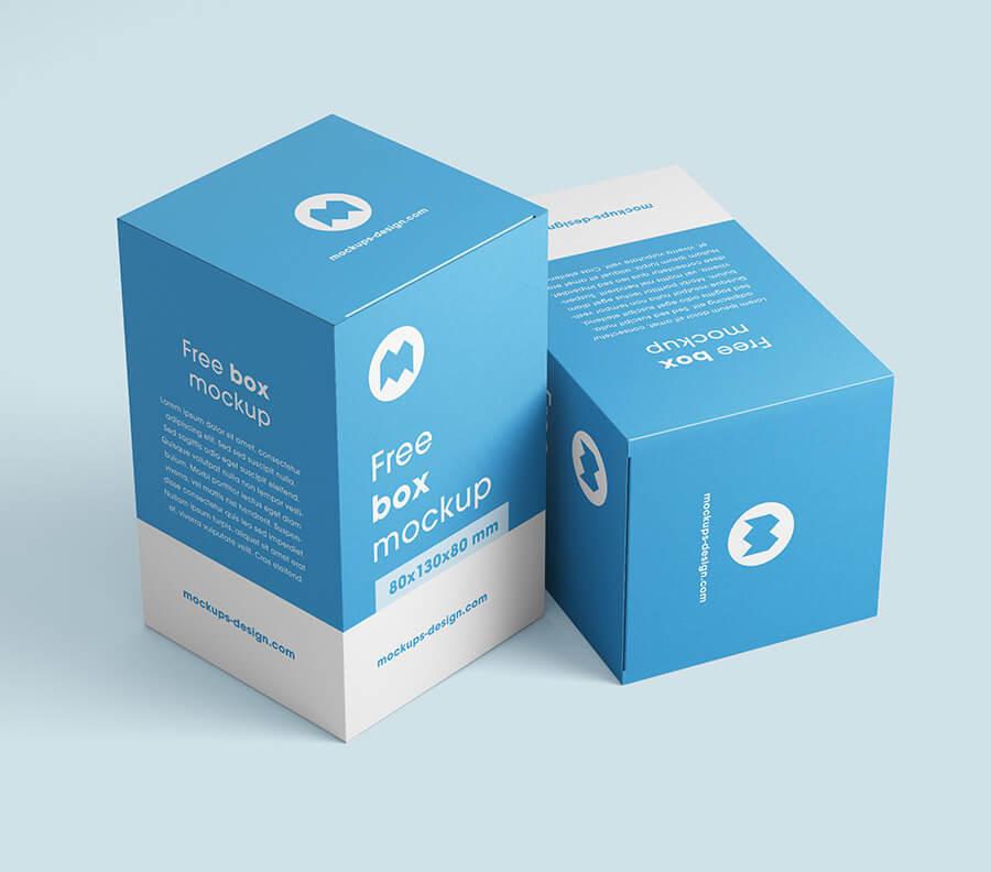 Free Effective Box Mockups PSD Templates1 (1)