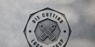 Free Esthetic Manufacture Logo Mockup PSD Template (1)
