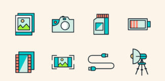 Free Famous Photography Vector Icons (1)