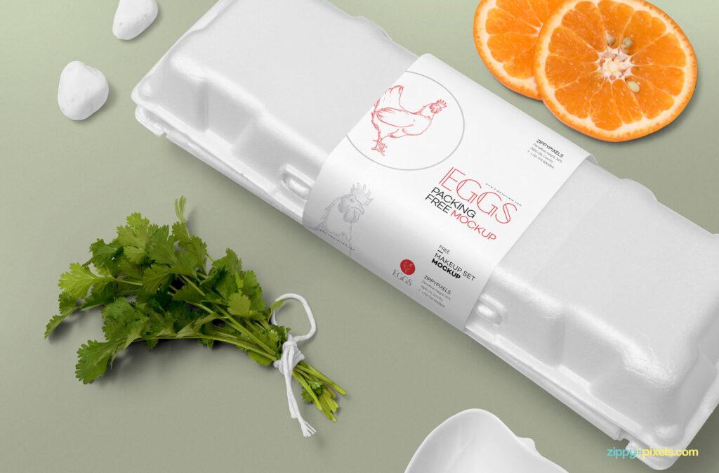 Free Fresh Egg Crate Mockup PSD Template (1)