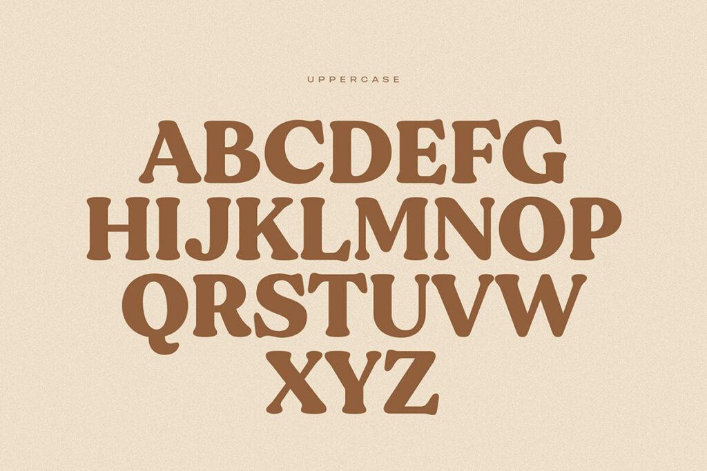 Free Gentle Modern Serif Typeface2 (1)