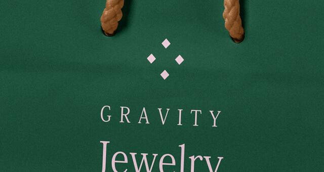 Free Jewelry Gravity Paper Bag Mockup PSD Template3 (1)
