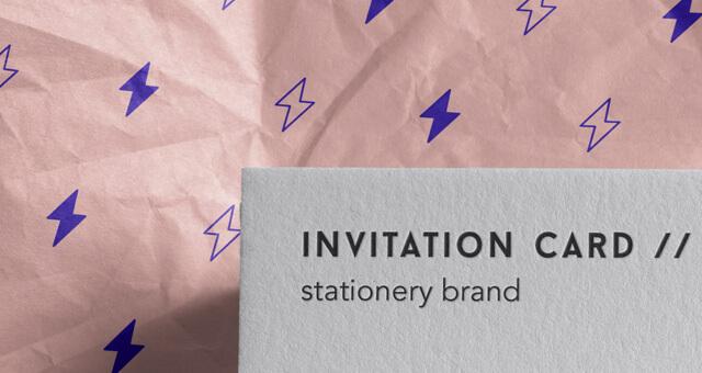 Free Open Wrap Invitation Card Mockup PSD Template1 (1)