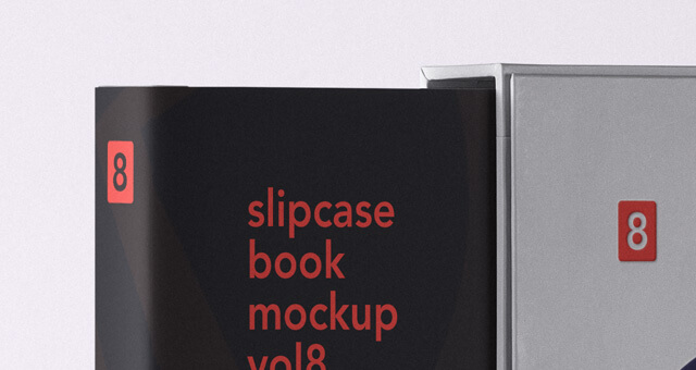 Free Perspective Slipcase Book Mockup PSD Template2 (1)