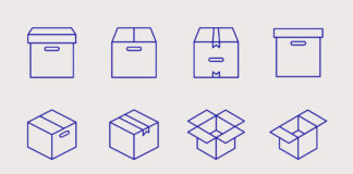 Free Set Of Box Packaging Vector Icons (1)