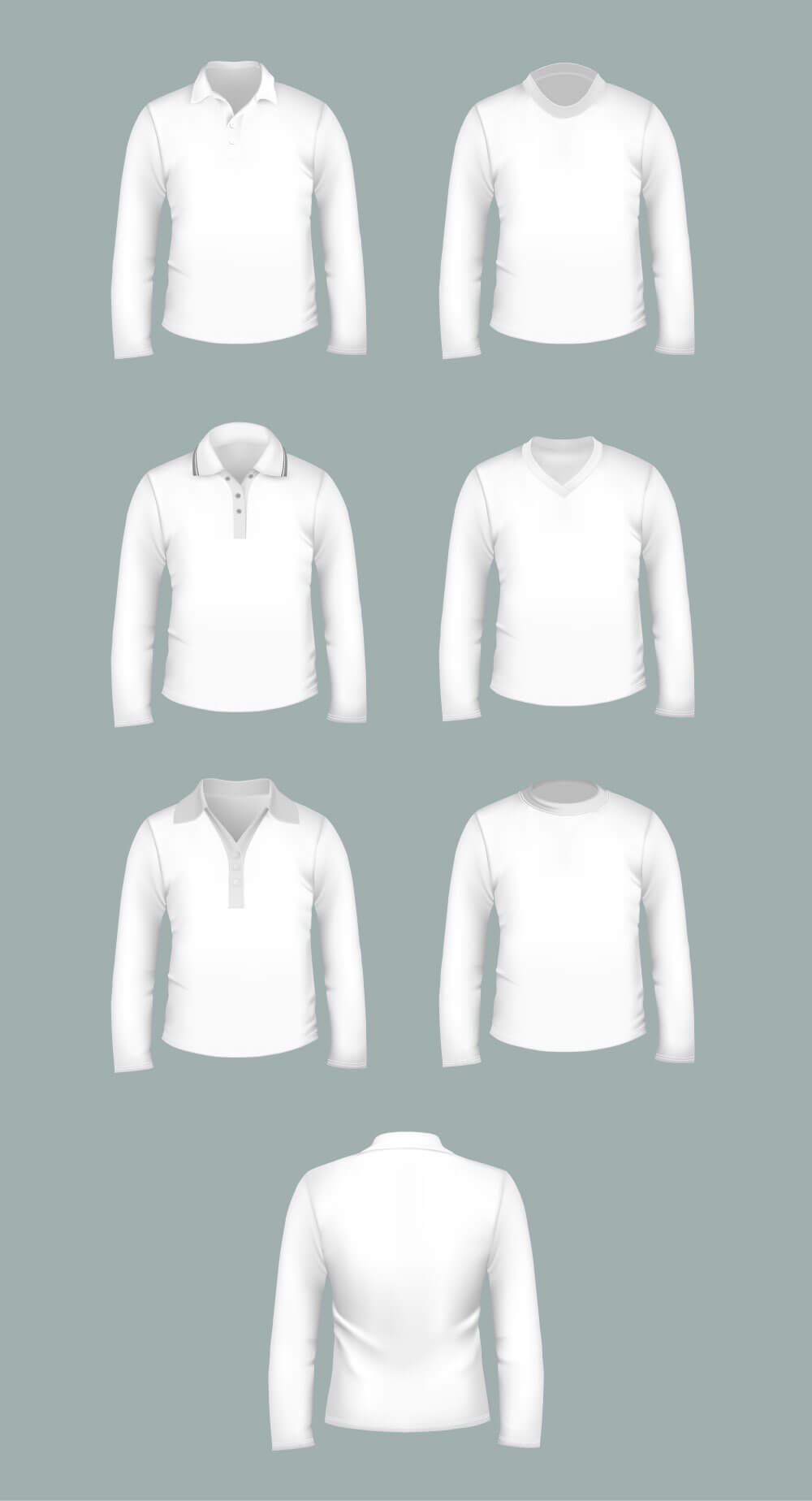 Free T-Shirt Mockup PSD Templates Pack (1)22 (1)