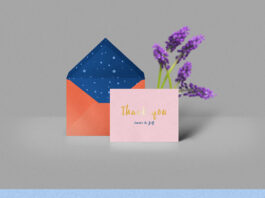 Free Thank You Card & Envelope Mockup PSD Template (1)
