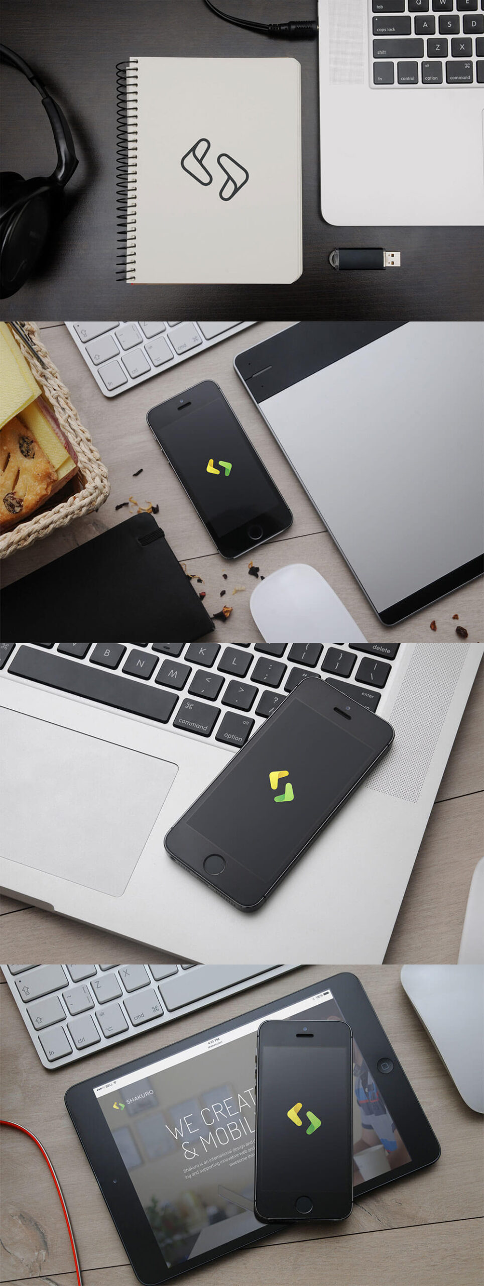 Free iPhone 5, iPad and Macbook Mockups PSD Templates1 (1)