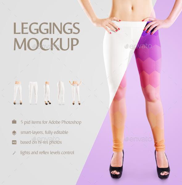 Leggings Mockup (1)