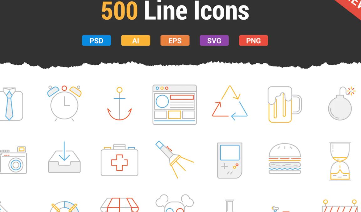 Line Icons1