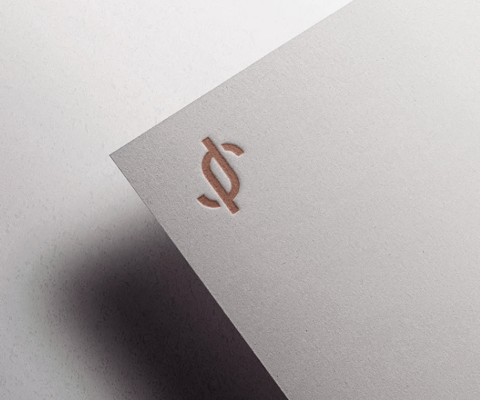 Logo Mockup Paper1
