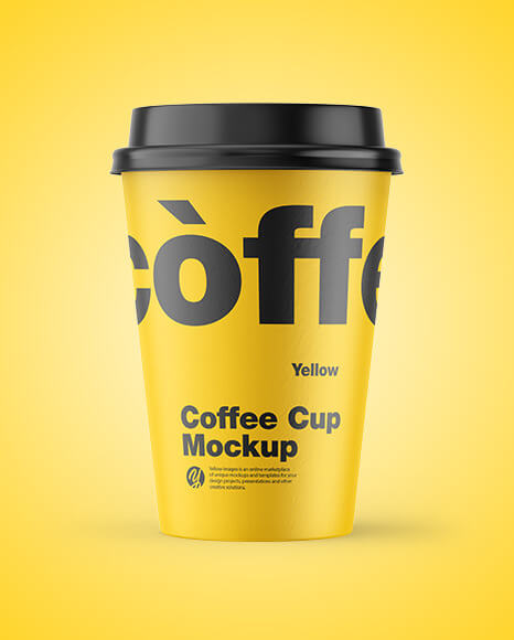 Paper Coffee Cup Mockup1 (1)