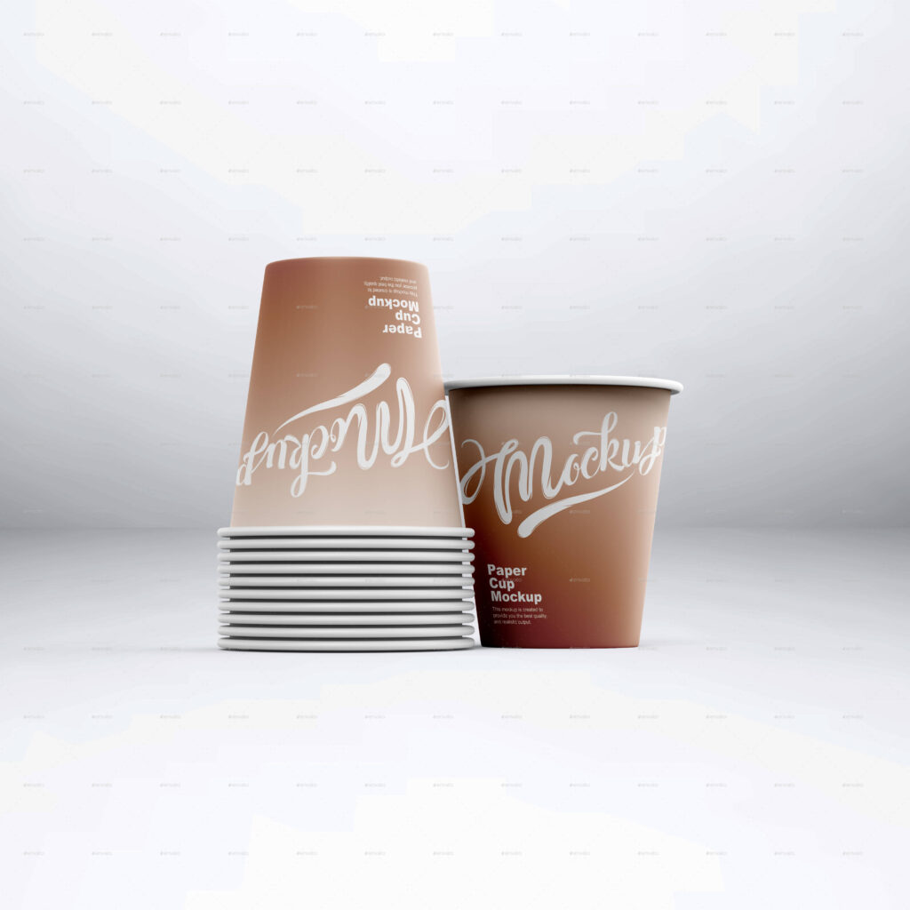 Paper Cup Mockup2 (1)