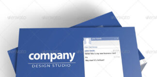 Social Network Business Card1 (1)