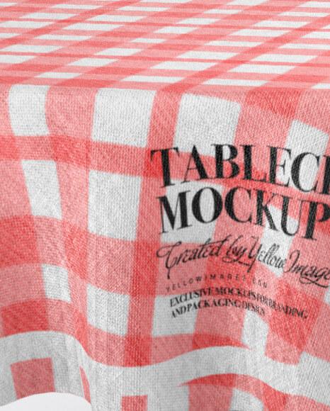 Tablecloth on Table Mockup1 (1)