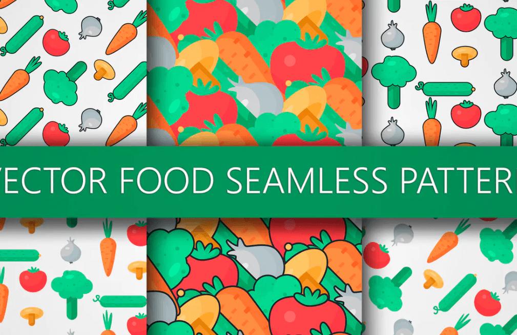 Vegetables Patterns