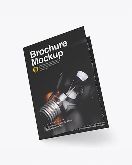 A5 Brochure Mockup (1)