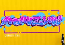 Amanzinc Graffiti (1)