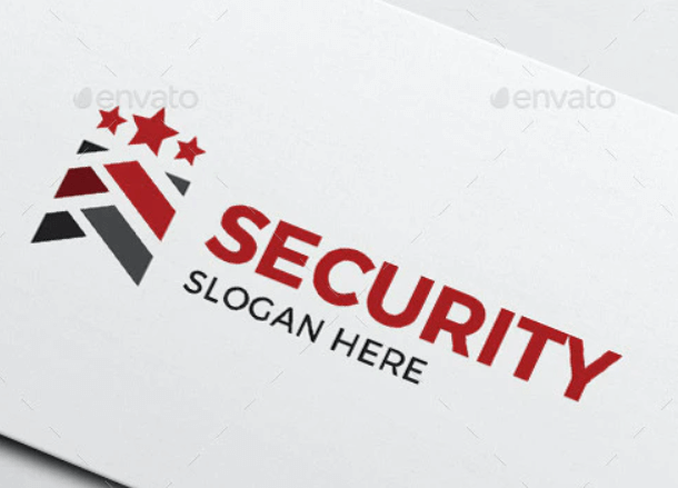 Army Security - Military Service Logo