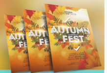 Autumn Festival Flyer7