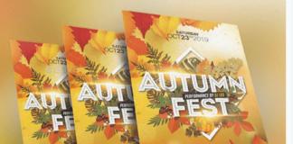 Autumn Festival Flyer7