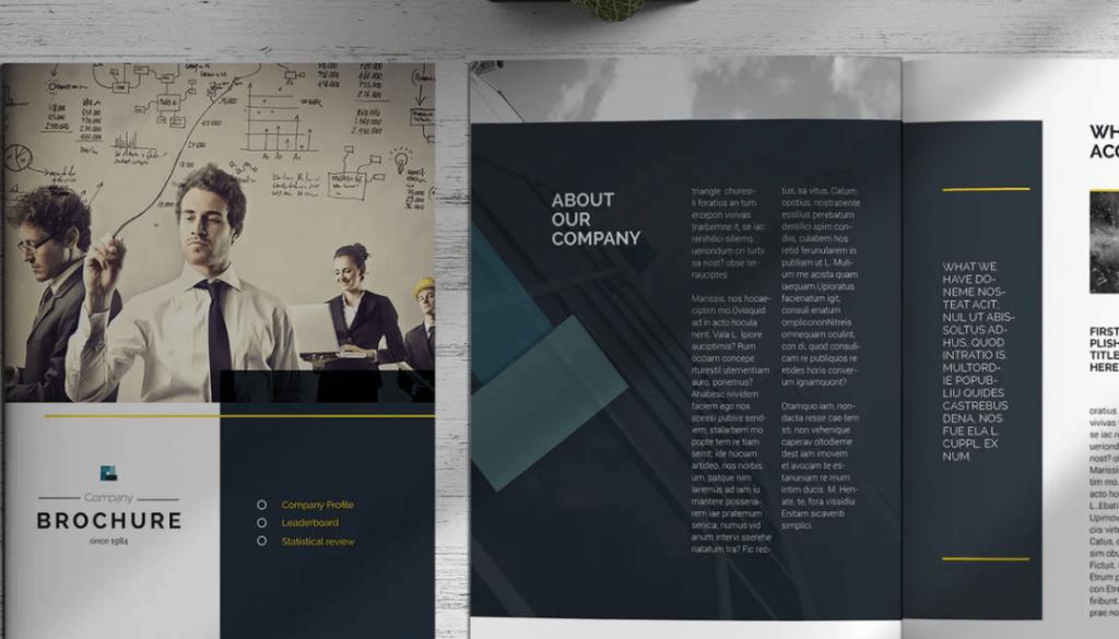Brochure Template4