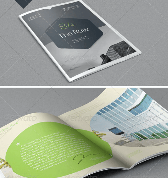 Brochure Template5