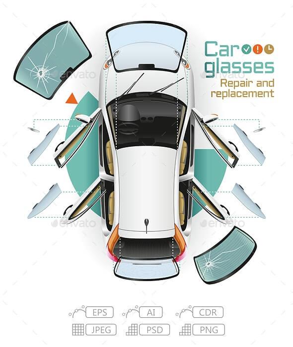 Car Glasses Repair and Replacement (1)