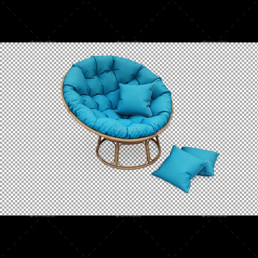 Circle Sofa Pillow MockUp (1)
