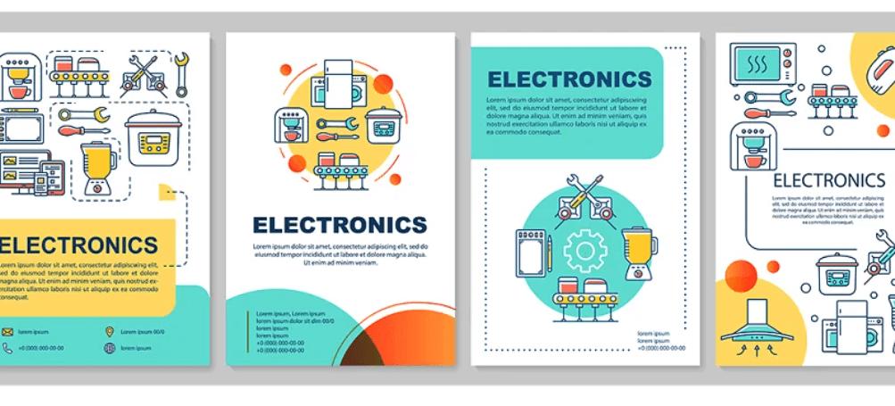 Electronics industry brochure1