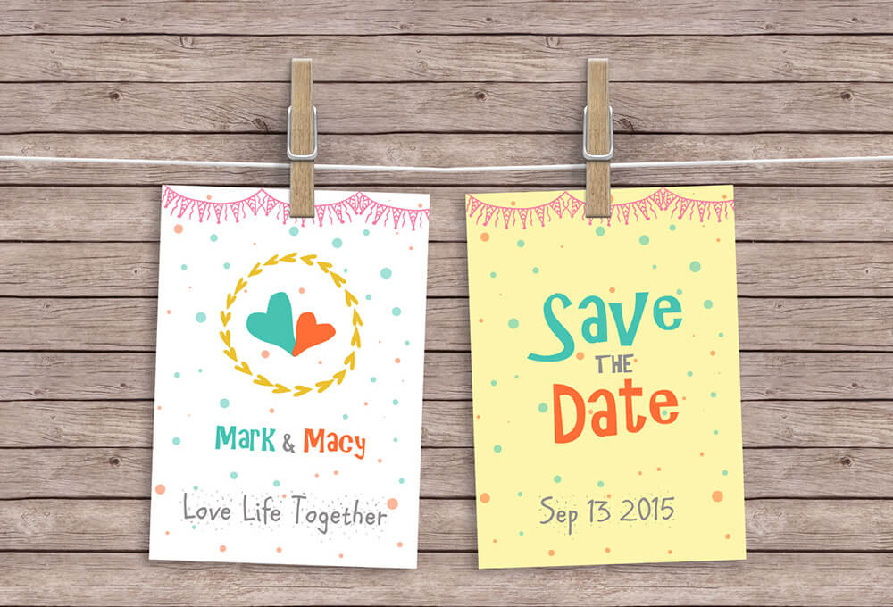Free Hanging Cards Mockup PSD Template (1)