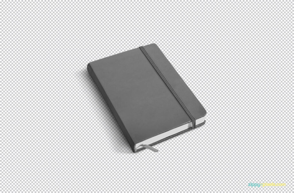Free Large Notebook Mockup PSD Template1 (1)