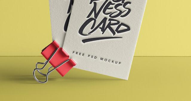 Free Original Business Card Mockup PSD Template1 (1)