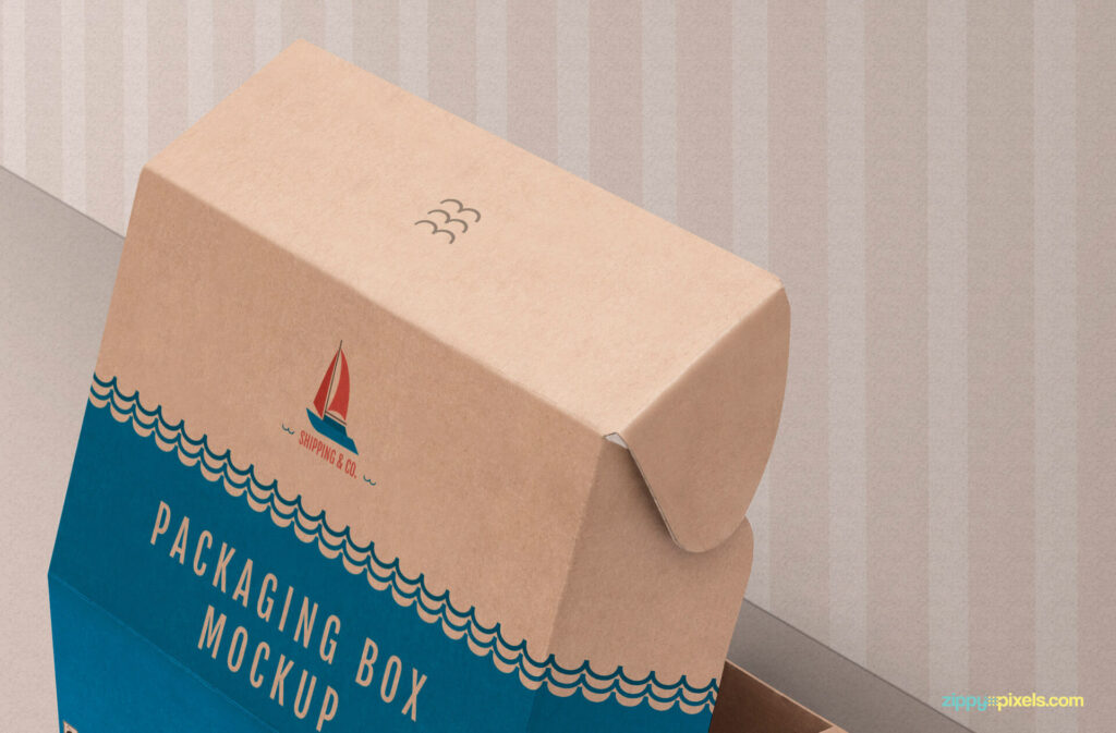 Free Paper Product Box Mockup PSD Template3 (1)