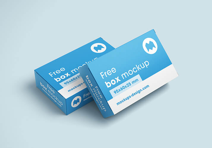 Free Rectangle Box Mockup PSD Template (1)