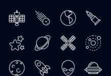 Free Space Vector Icons (1)