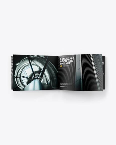 Landscape Brochure Mockup (1)