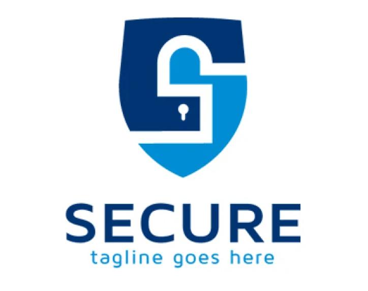 Letter S Logo - Secure Logo
