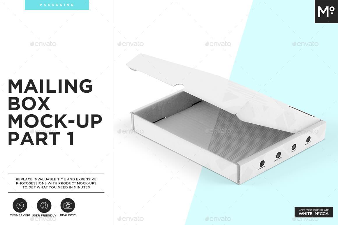 Mailing Box Mock-up Part 1 (1)