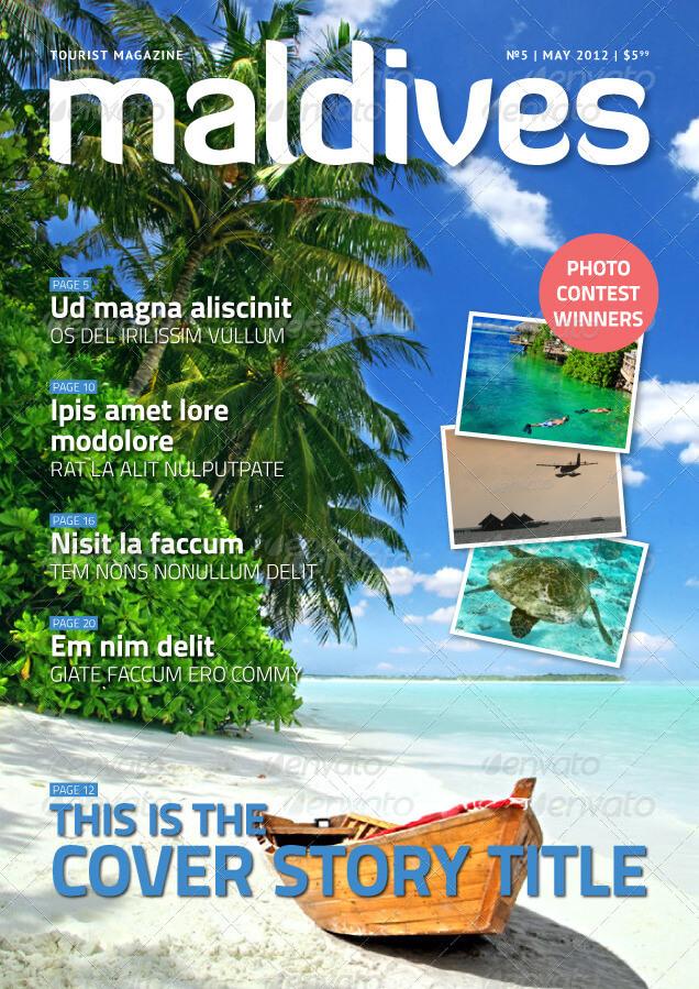 Maldives Tourist & Travel Magazine A4 (1)