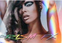 PRISM Light FX - Photoshop Action