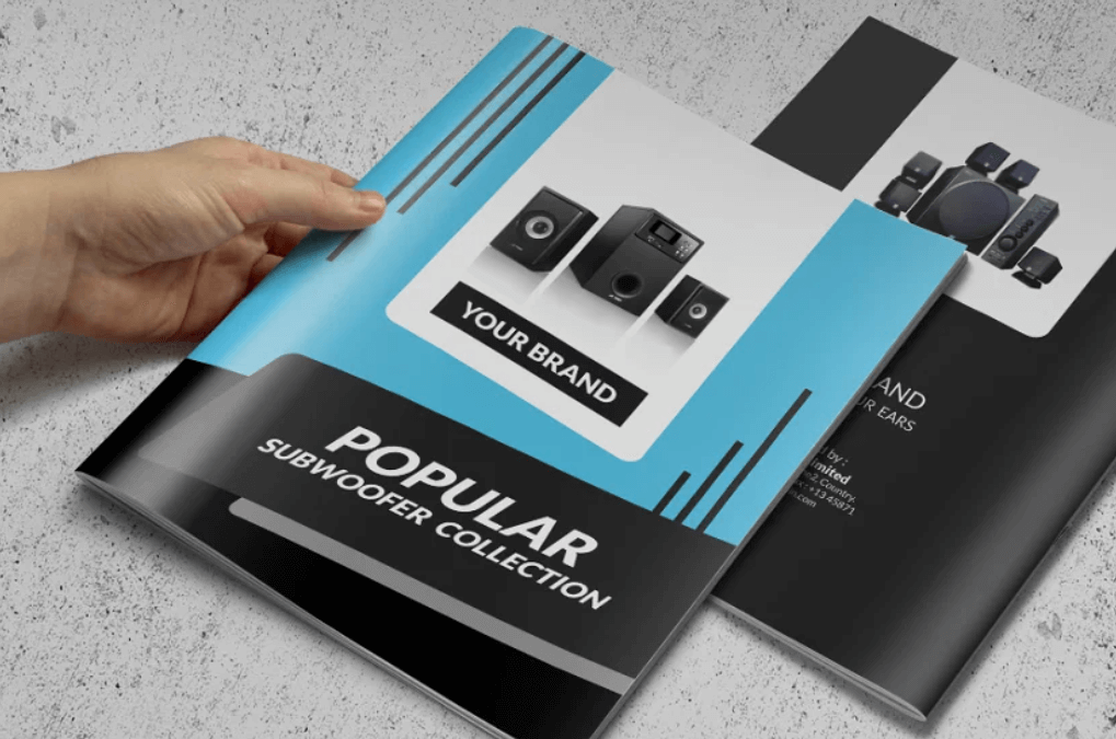 Product Catalog or Brochure