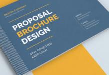 Proposal Brochure Template (1)