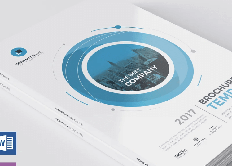 SALE - Company Brochure 16 Pages
