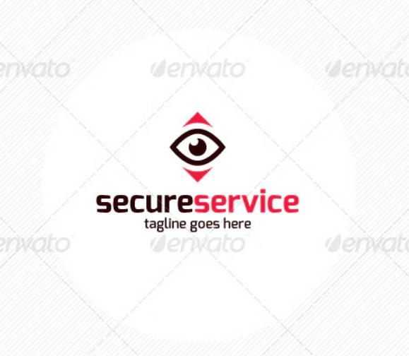 Secure Service Logo